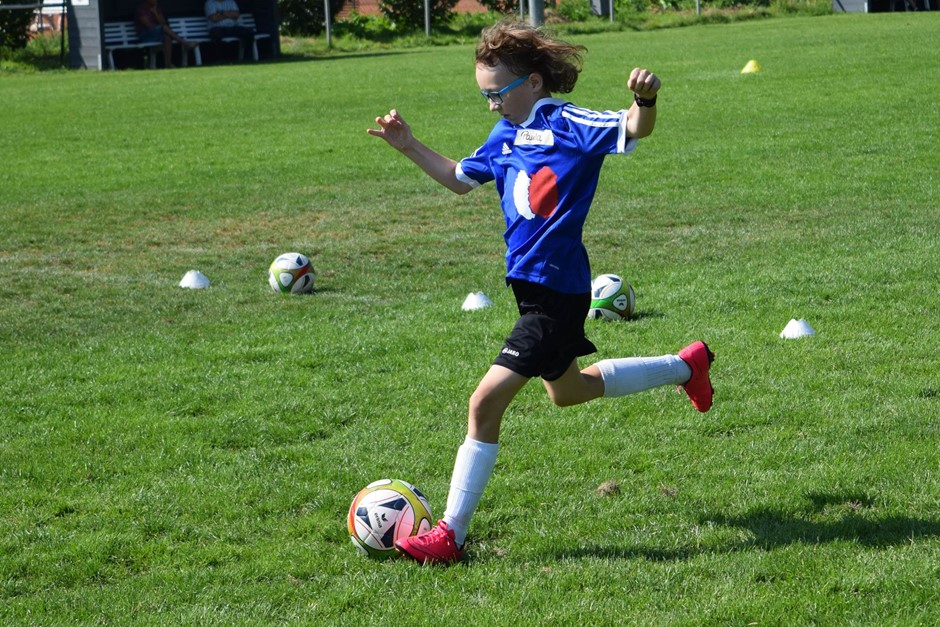 SVH bietet regelmäßiges Training für Mädchen an!