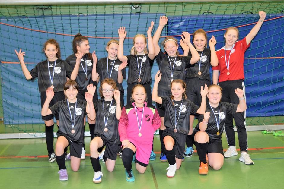 Juniorinnen zum VGH Girls Cup
