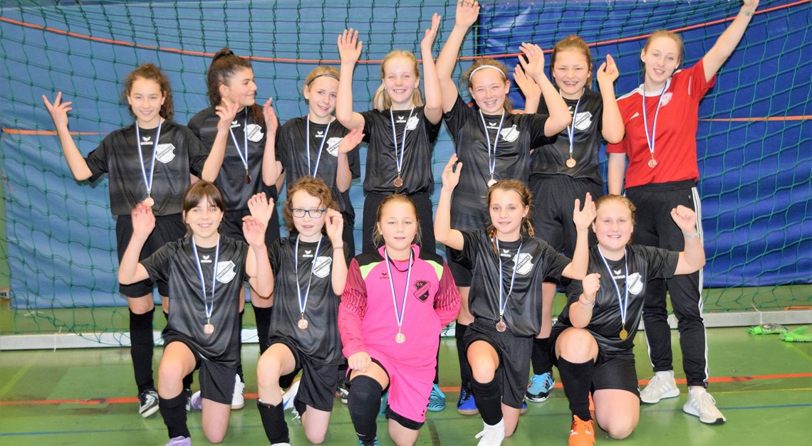 Juniorinnen zum VGH Girls Cup