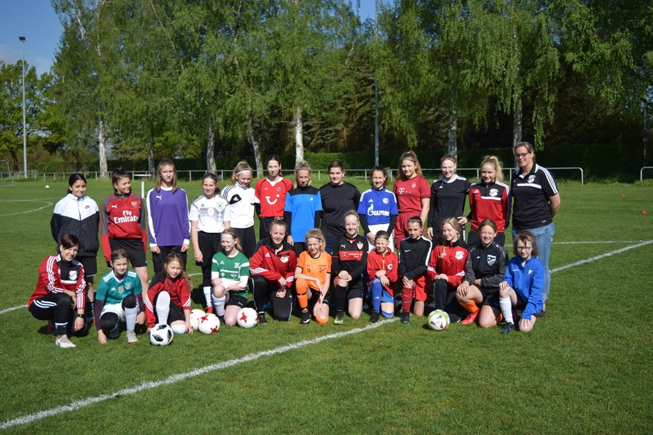 Tag des Mädchenfußballs 2019