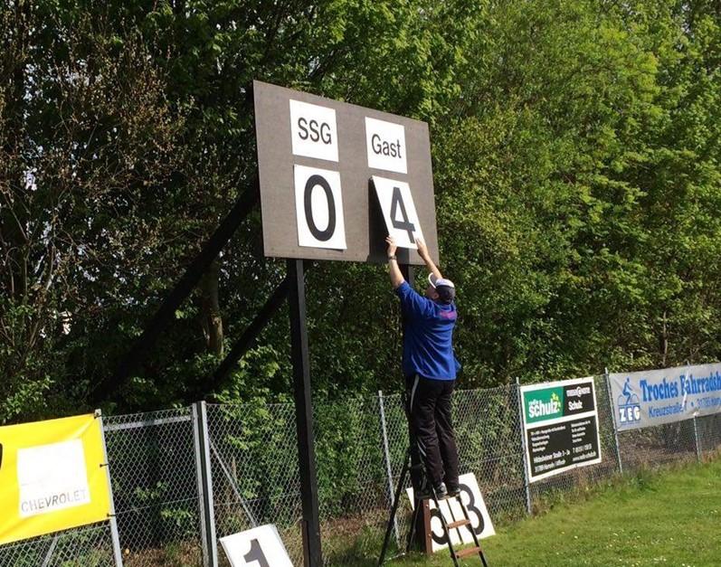 Bezirksliga-U17 liefert ab !!!