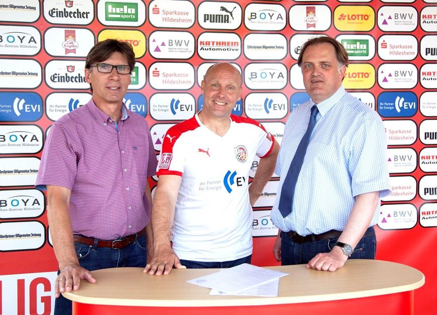 VfV06 verpflichtet  Jörg Goslar als Chefcoach