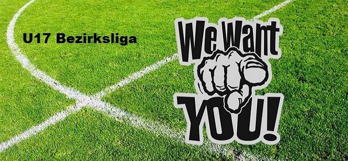 Sichtungstraining für U17 Bezirksliga
