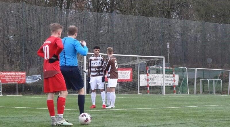 VfV06 U19: Großer Kampf, knappe Niederlage