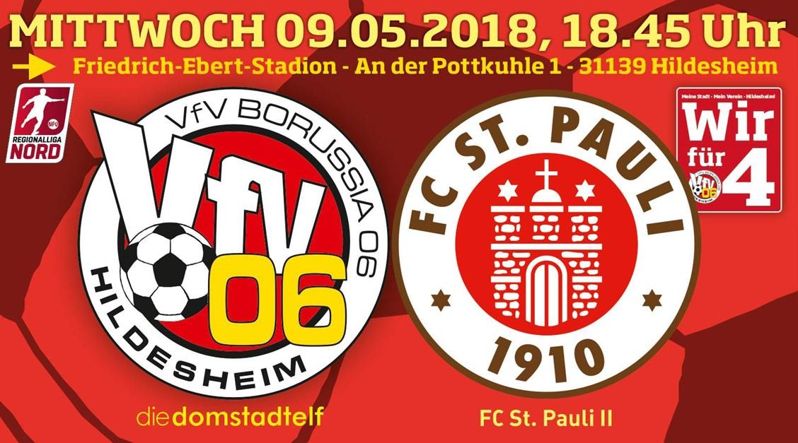 Heimspielfinale gegen FC St Pauli U 23