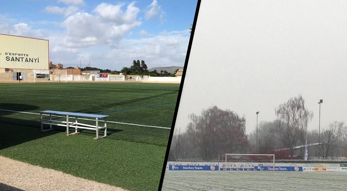 Trainingscamp Mallorca