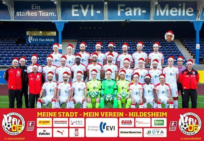 """VfV06 wünscht """"Frohe Weihnachten"""""""