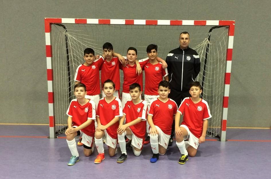 VfV U13 - 3.Platz beim Turnier des TSV Algesdorf!!