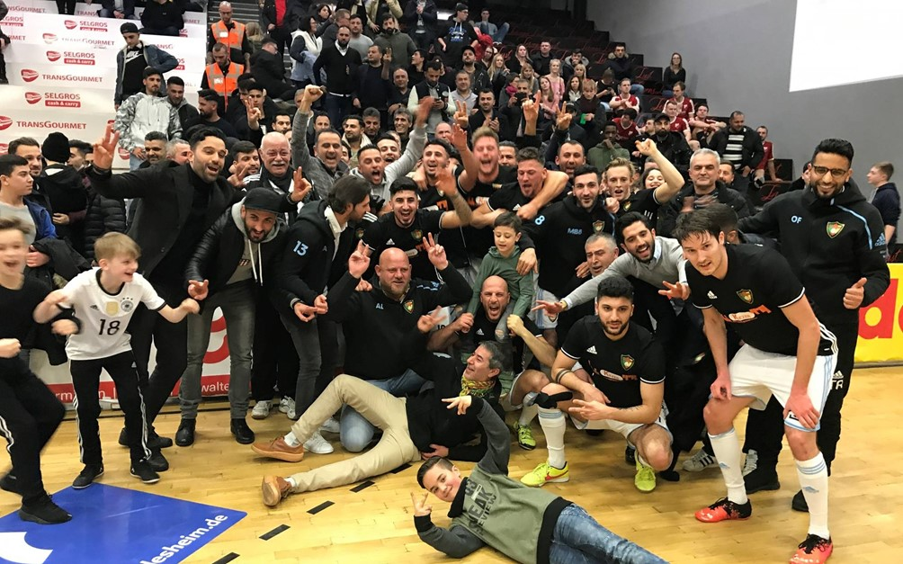 Newroz gewinnt Rekord-EVI-Cup