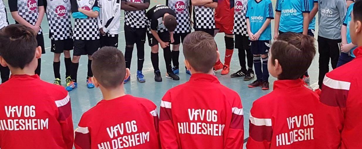 VfV U13 - Leistungsvergleich in Isernhagen!!