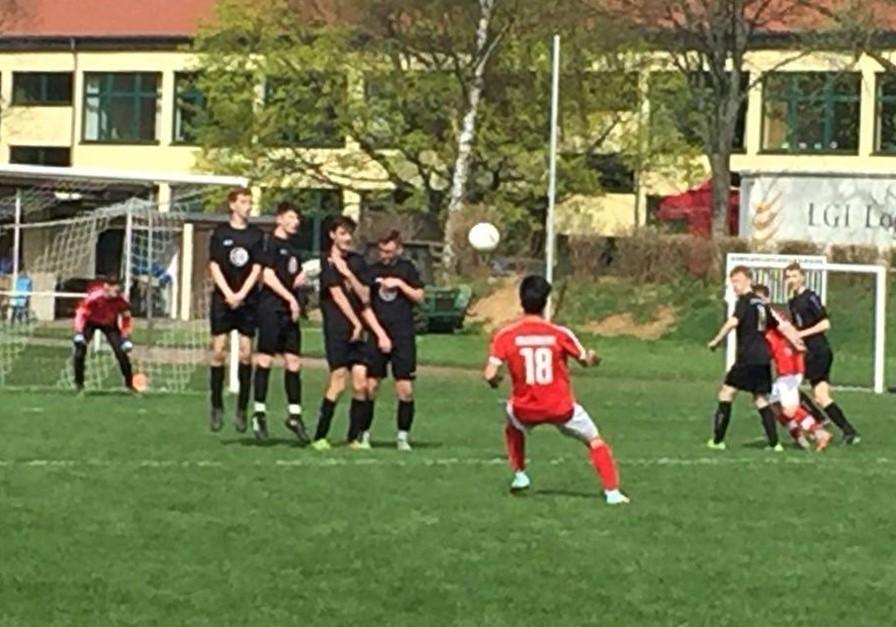 U19 II startet mit 2 Siegen in Kreisliga-Rückrunde