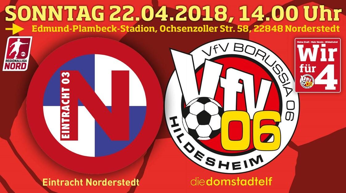 VfV 06 in Norderstedt: Zwei Teams der Stunde !!!