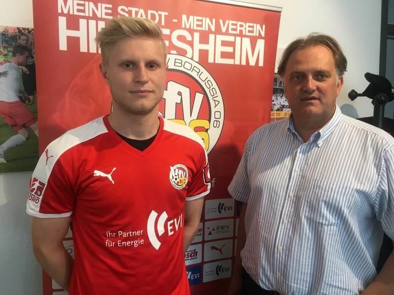 Neuzugang Nr. 10 : Welcome Steffen Suckel !