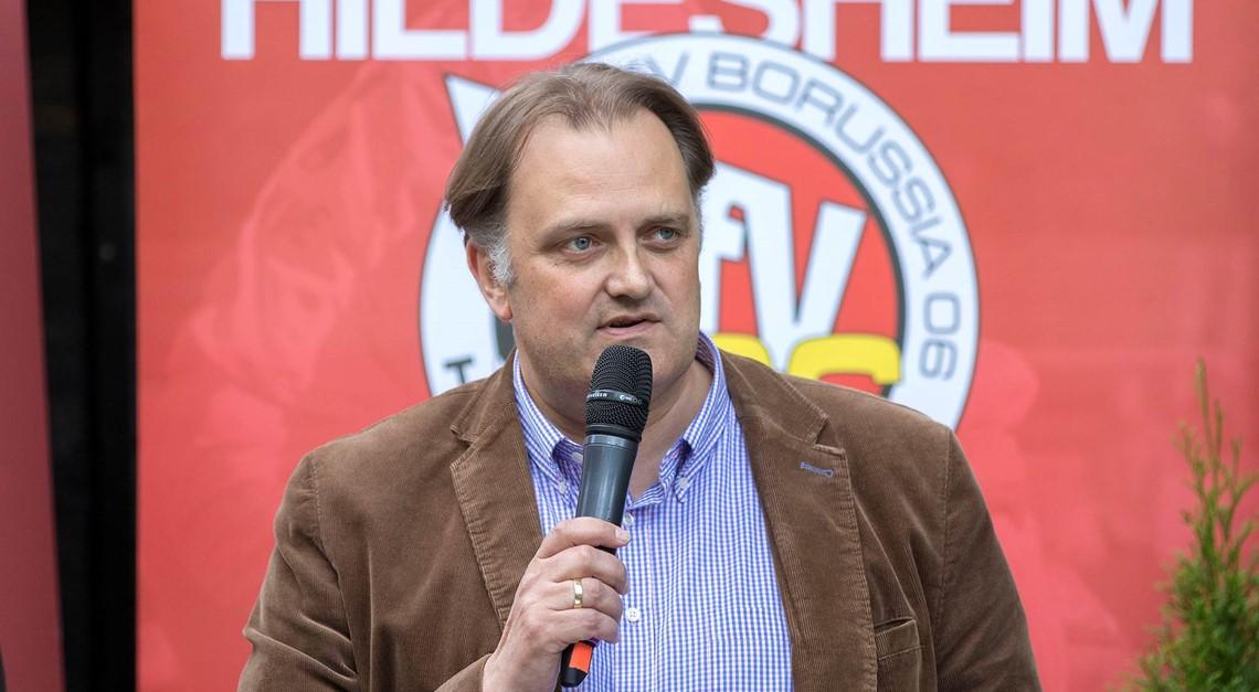Präsident Michael Salge neuer Oberliga-Sprecher !