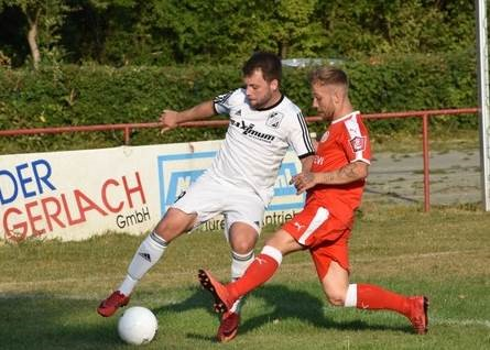 Sympathischer Fußball-Abend im Ambergau - 2:0 !!!