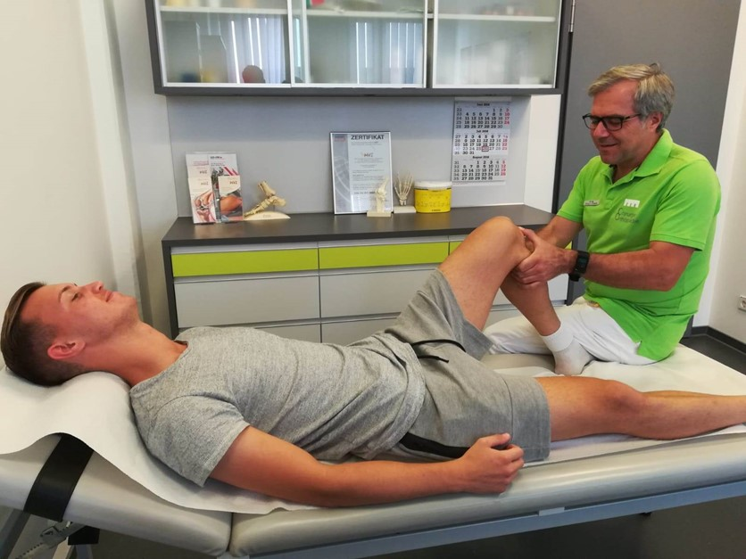 Professionelle sportmedizinische Betreuung !