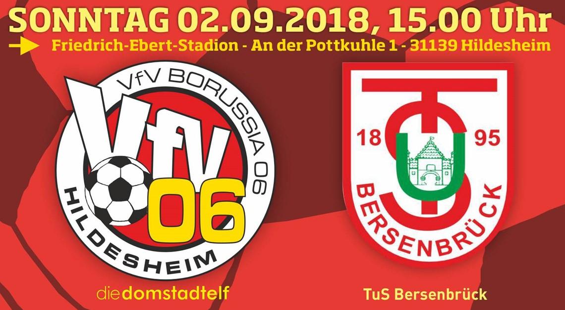 Bersenbrück kommt: Zweiter Heimsieg im Visier !