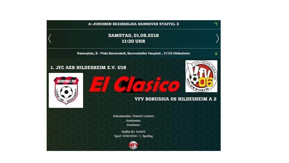 U19 II lässt Punkte in Bavenstedt