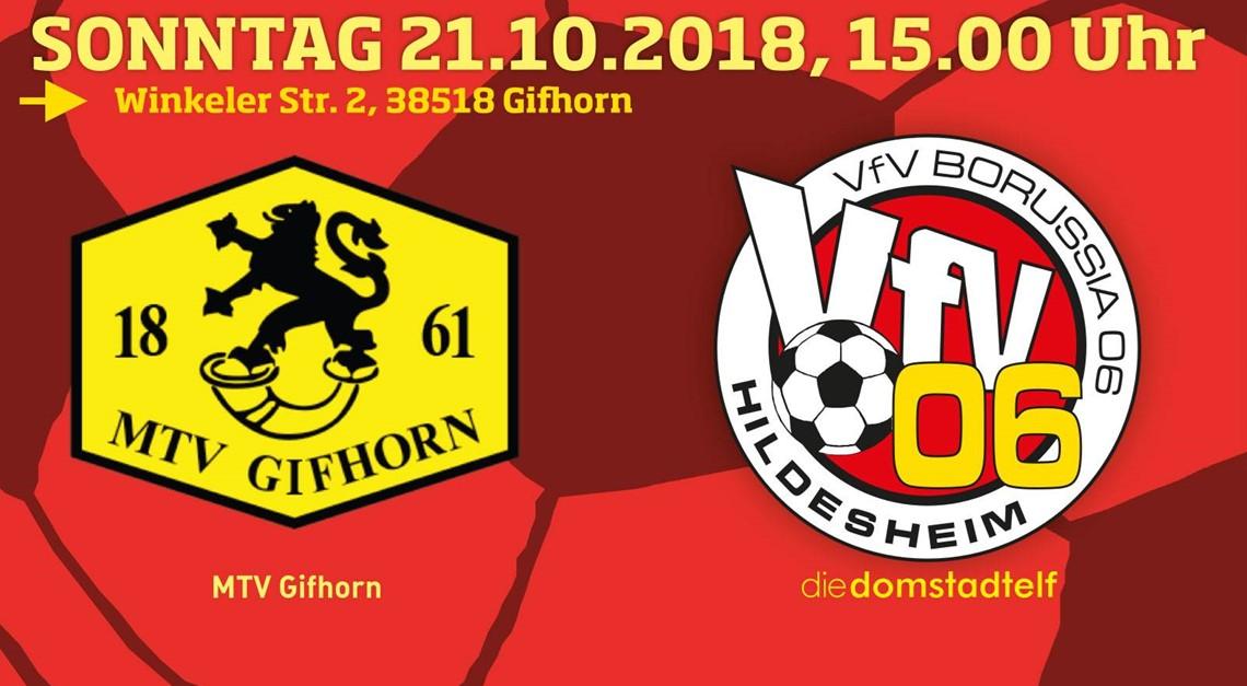 VfV 06 in Gifhorn: Klappt der Auswärts-Dreier ?