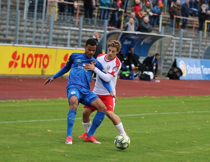 0:2!!!  Eintracht Braunschweig II cleverer !!