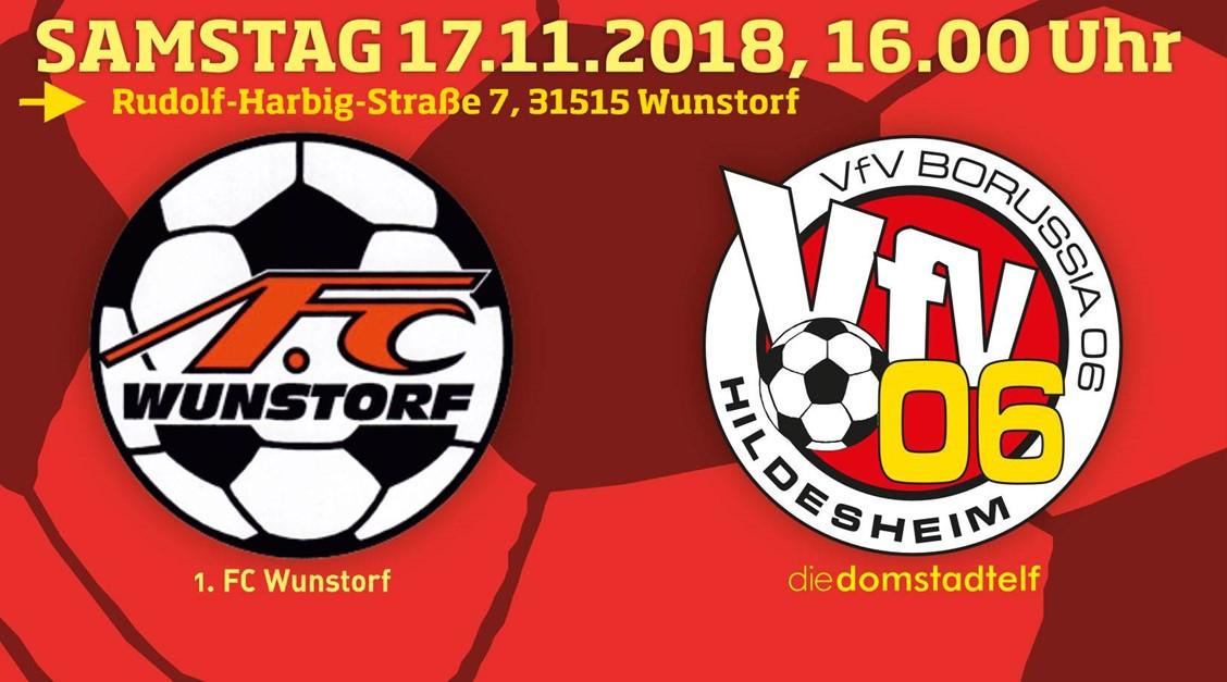 1:1 in Wunstorf: Schiri arg in der Kritik !!!