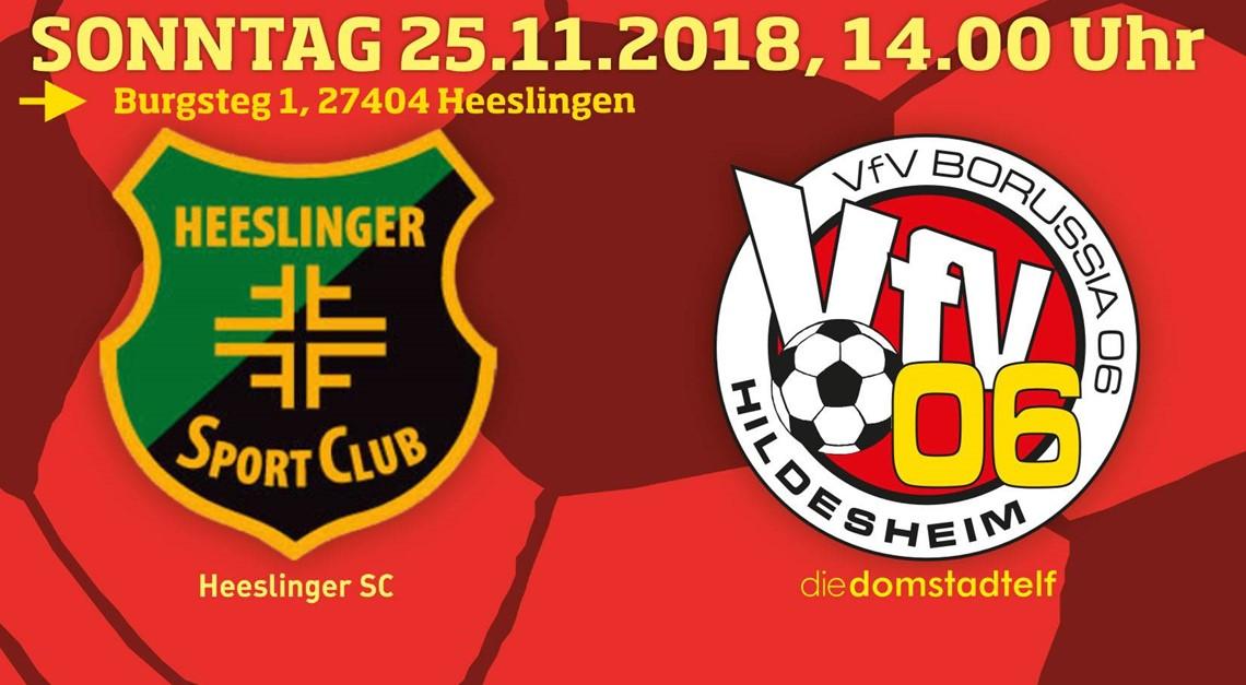 0:2 in Heeslingen: Willkommen im Abstiegskampf !!!