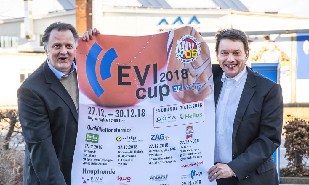 Fußball-Region fiebert EVI-Cup entgegen !