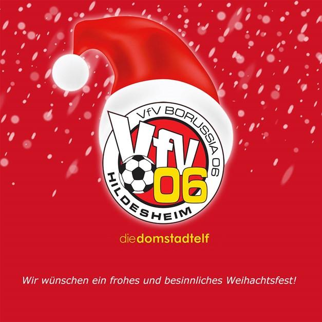 VfV 06 wünscht ein besinnliches Weihnachtsfest !