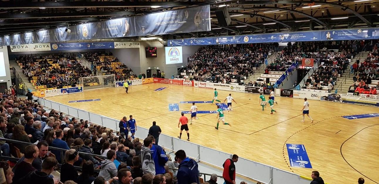 2370 Zuschauer: EVI-Cup 2018 startet furios!!!