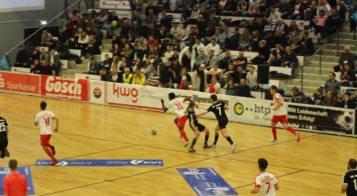 4940 Fans zur Halbzeit: EVI-CUP auf Rekordkurs!!!