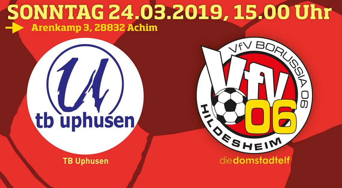 Endlich in Rhythmus kommen: VfV 06 in Uphusen !