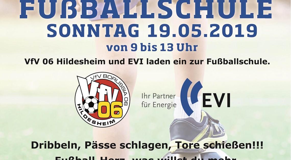 Fußballschule: Toller Event für alle Kicker-Kids !