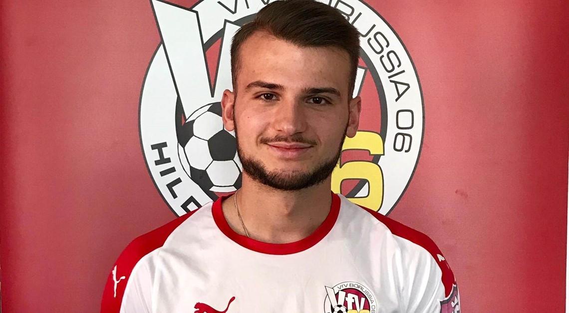 Meik Erdmann kommt von Eintracht Braunschweig !