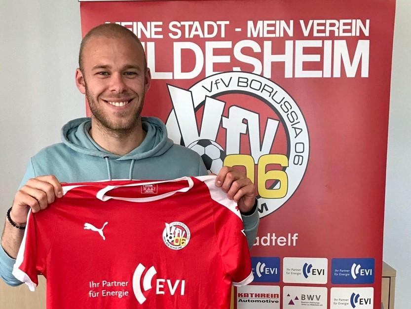 Neuer Abwehrchef: Marcel Kohn kommt zum VfV 06 !!!