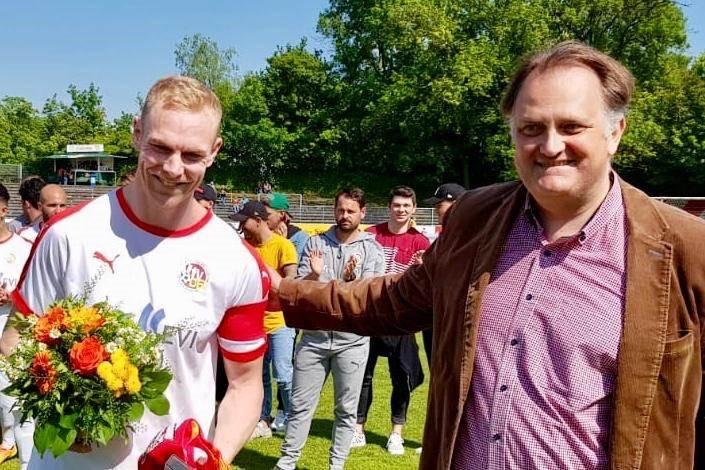Feiner Abschied: 4:1-Sieg gegen Wunstorf !!!!