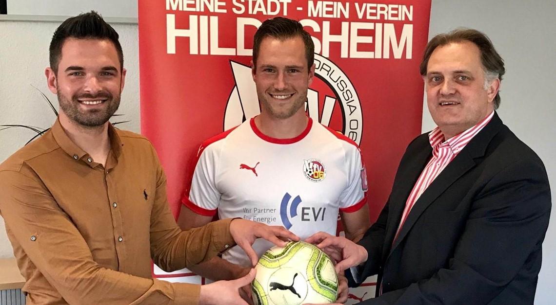 Top-Transfer: Franke entscheidet sich für VfV 06 !