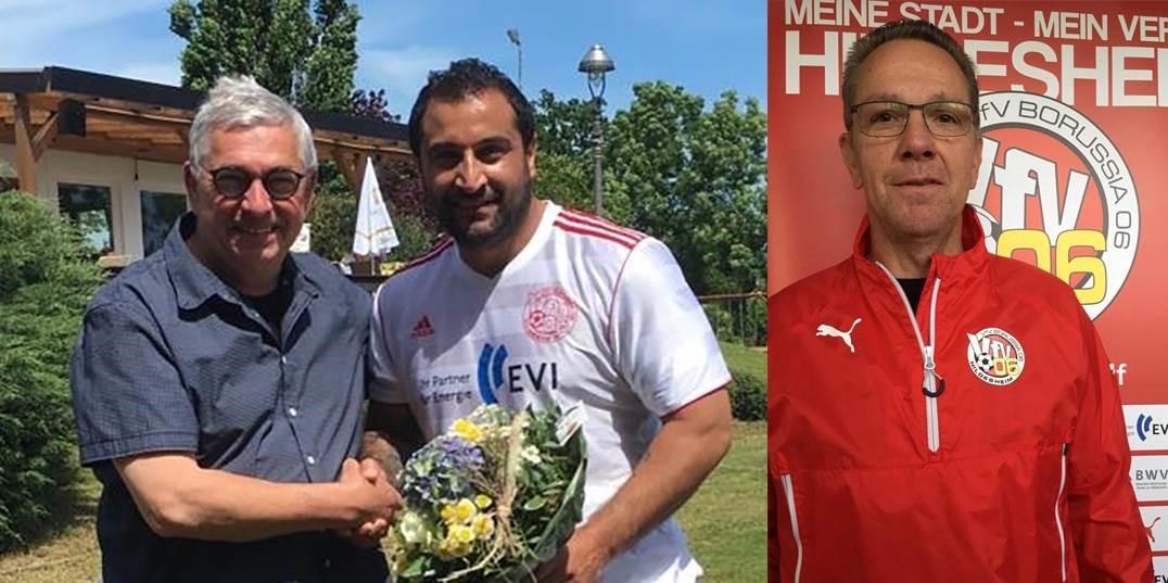 2. Herren: Dank an Murat! Willkommen Maik !