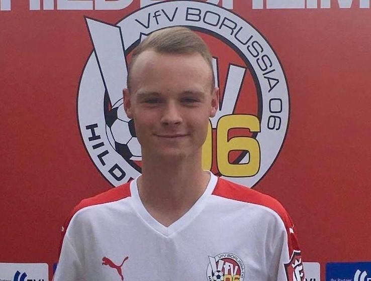 Lucas Pillich wechselt von Goslar zum VfV 06!!