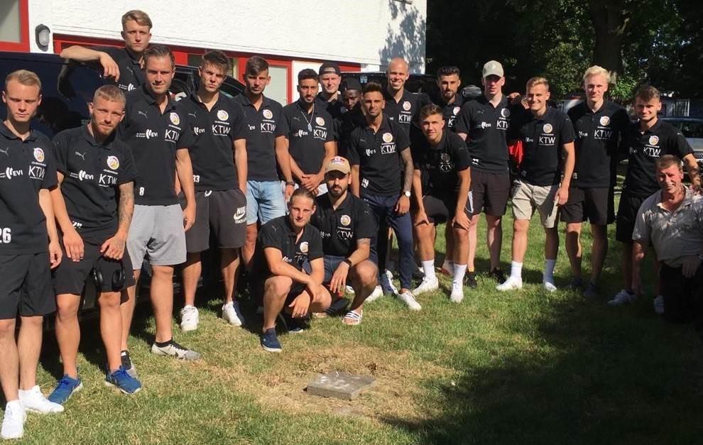Harz-Camp schärft die Sinne für den Team-Spirit!
