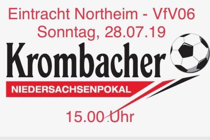 """Pokalkracher in Northeim: """"Wir sind bereit"""""""