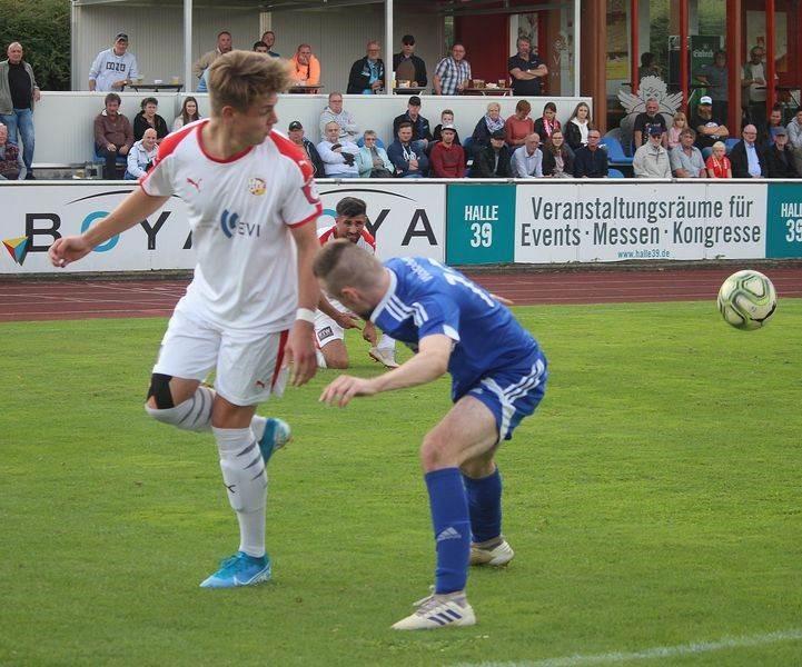 3:0 gegen WF!!! VfV 06 Tabellenführer!!!