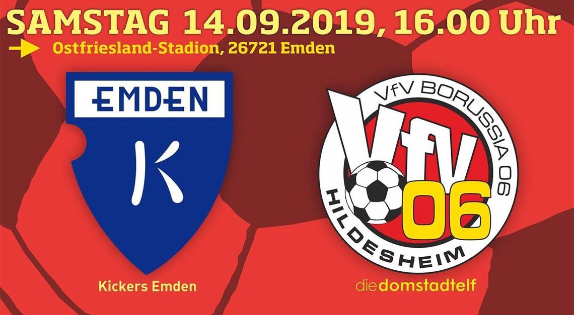 """VfV 06 in Emden: Duell der """"Teams der Stunde""""!"""