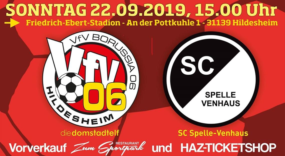 Erster gegen Zweiter : Top-Duell gegen FC Spelle!!