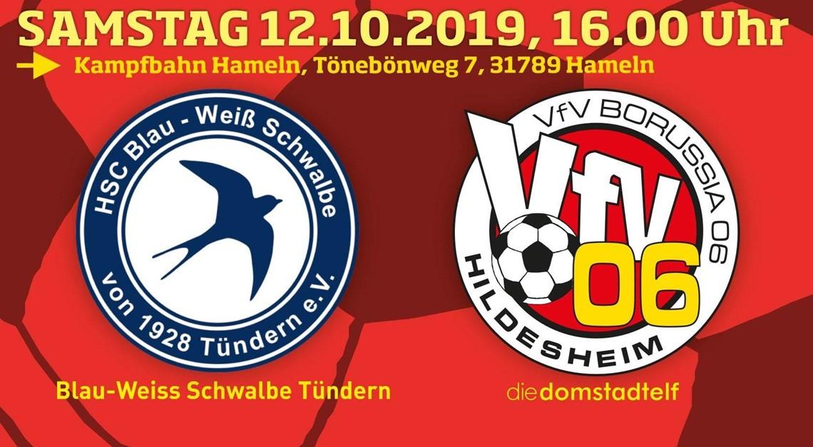 VfV 06 in Hameln: Start in heißen Fußball-Herbst!