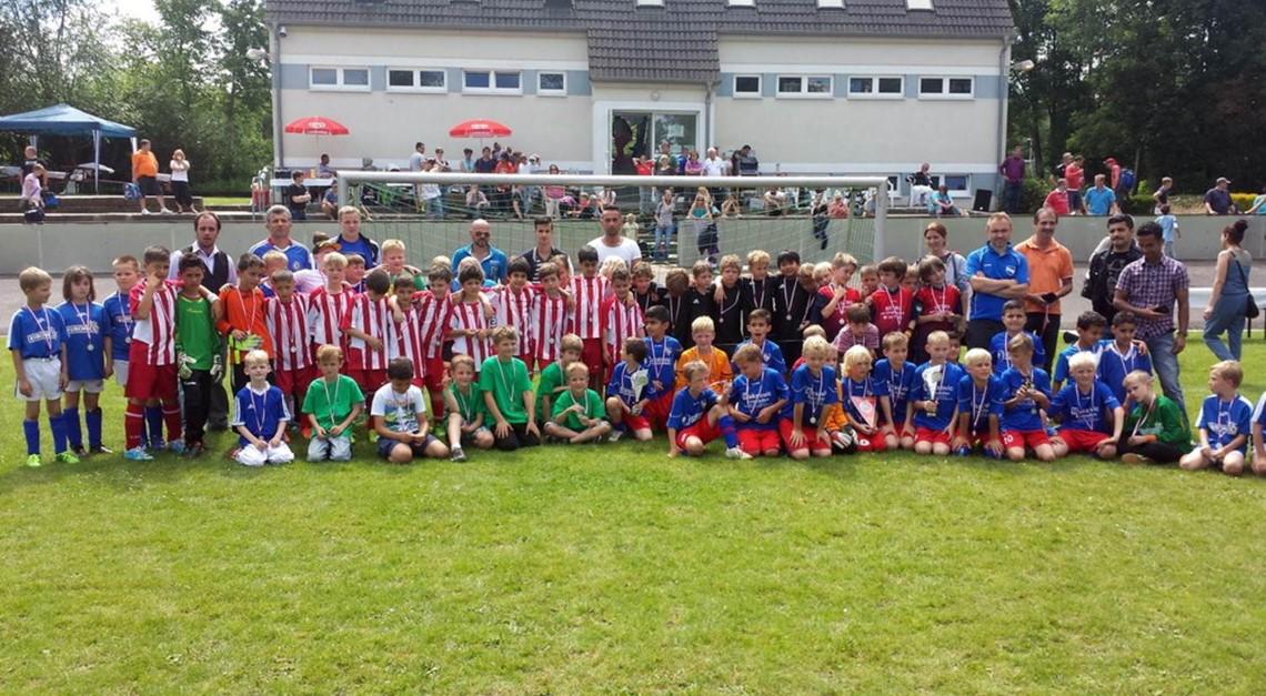VfV Borussia 06 Hildesheim F-Jugend Turnier