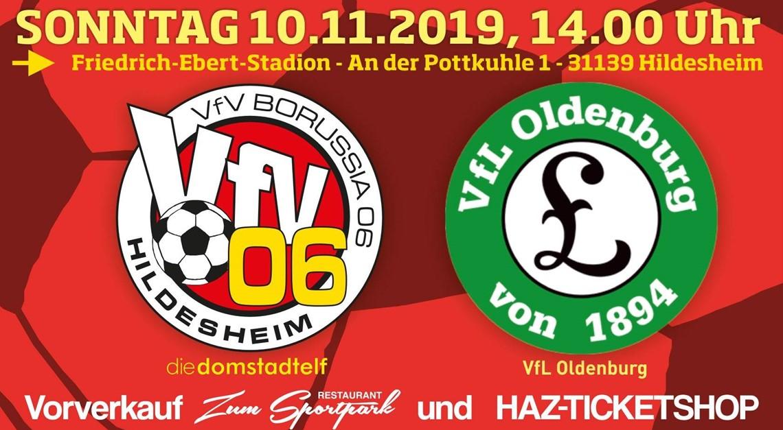 Mit voller Kapelle in den nächsten Oberliga-Hit!