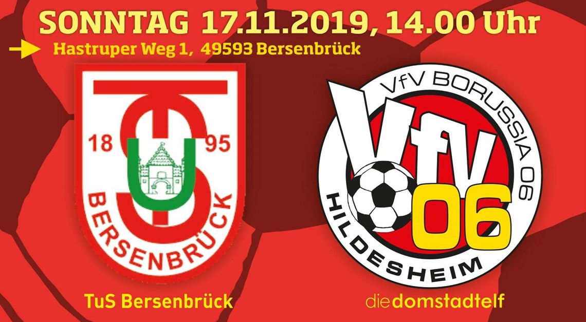 Finale Hinrunde: Knifflige Aufgabe in Bersenbrück!
