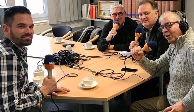 REINHÖREN. NDR 1 sendet heute 30 Minuten VfV 06!