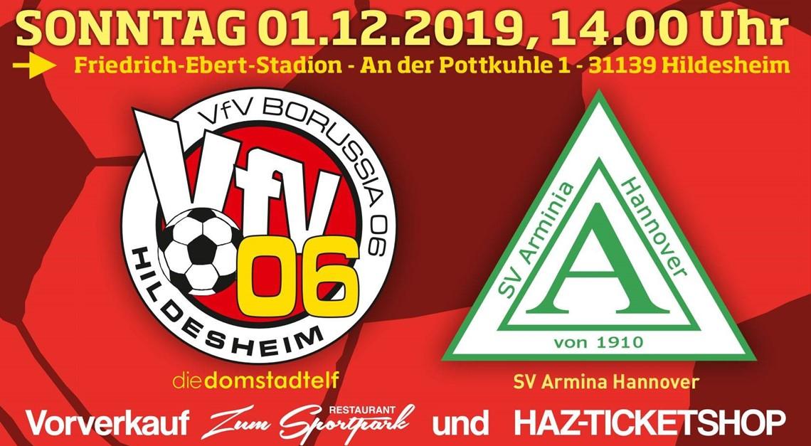 Heimspielfinale 2019: Derby gegen Arminia Hannover