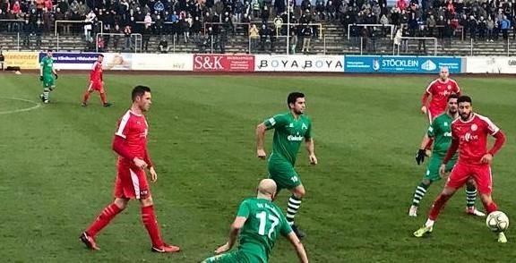 6:2 im Derby: Perfekte Performance gegen Armina!